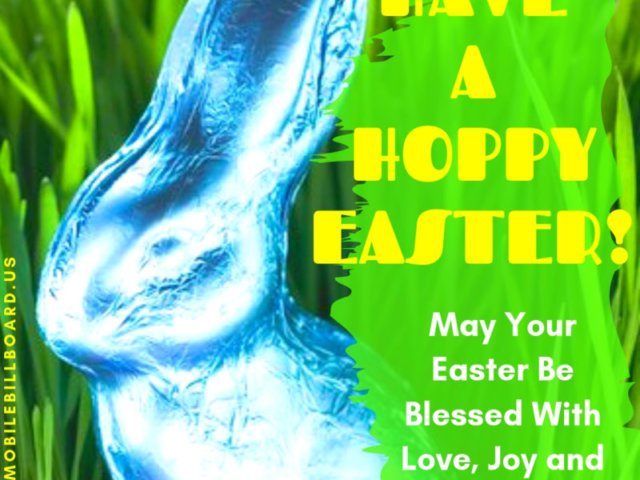 Have a Hoppy Easter e1555699478734 thegem blog justified - Mobile Billboard Services