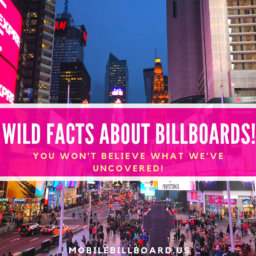Wild Facts about Billboards!