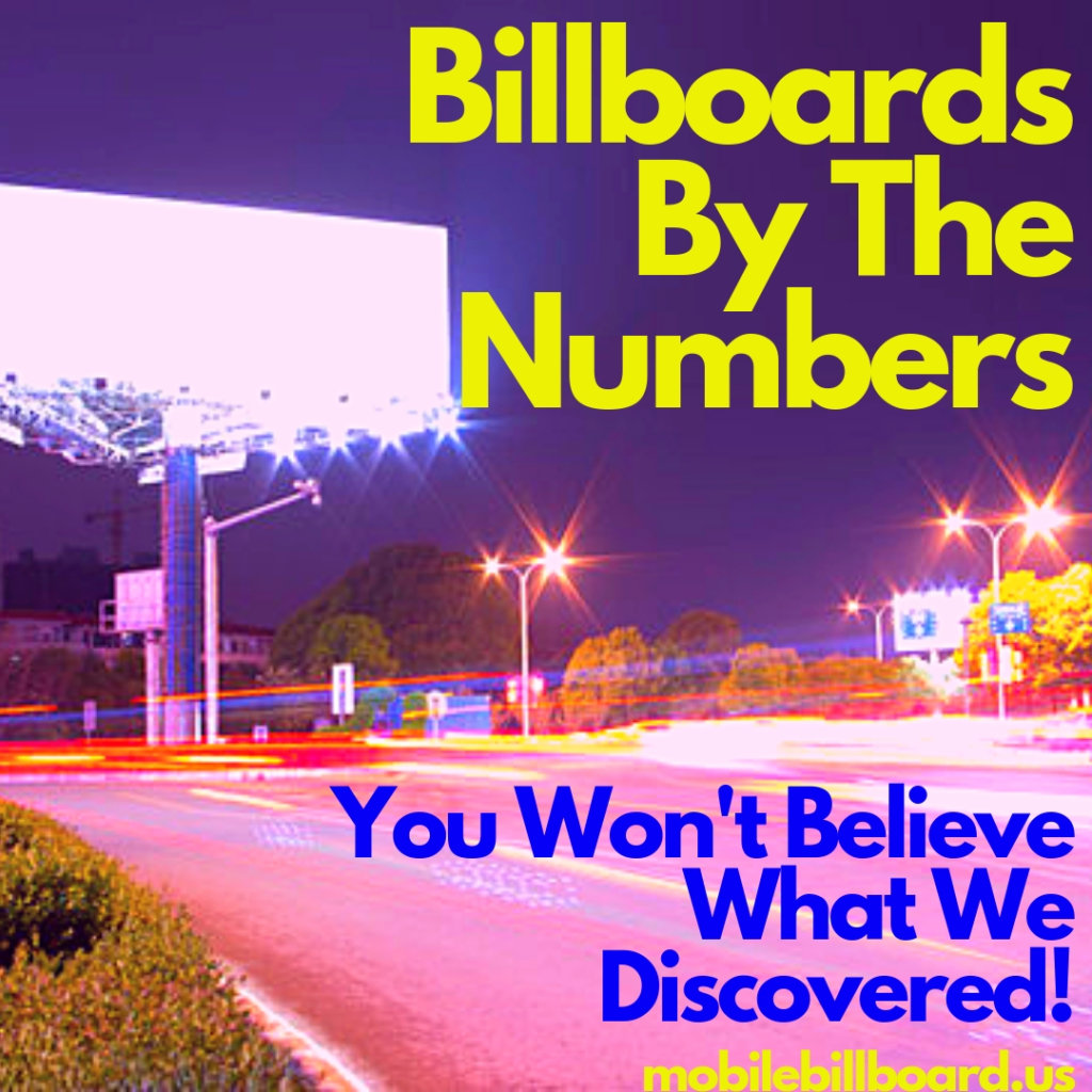 Billboards By The Numbers 1 1024x1024 - Billboards By The Numbers