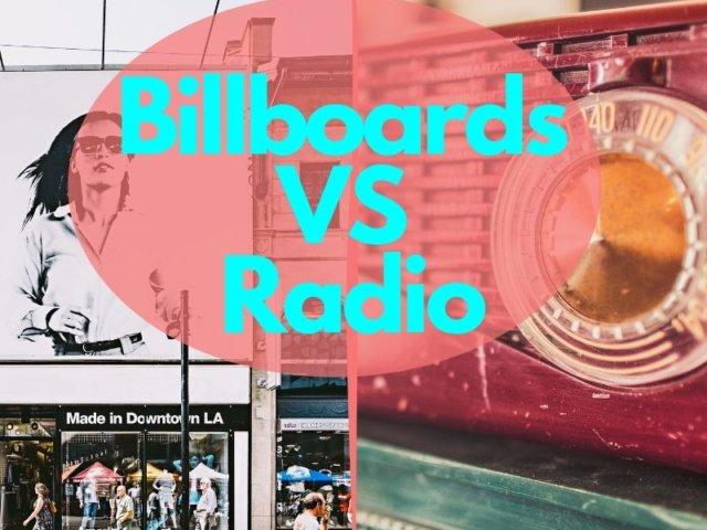 Billboards VS Radio thegem blog justified - Mobile Billboard Services