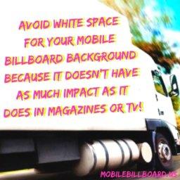Hickory Hills Mobile Billboard Design Tips