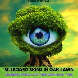 Billboard Signs in Oak Lawn