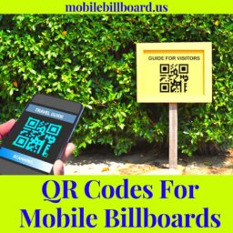Billboard QR Codes