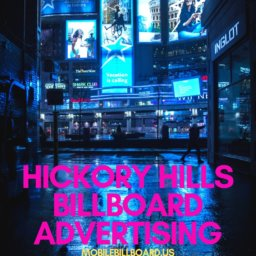Billboard Advertising in Hickory Hills
