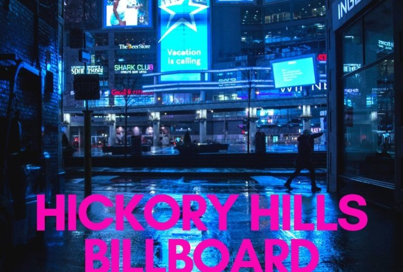 Billboard Advertising in Hickory Hills