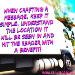 Mobile Billboard Tips