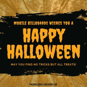 Mobile Billboard Wishes You A Happy Halloween 300x300 - Mobile Billboard Wishes You A Happy Halloween!