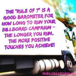 Mobile Billboard Tips