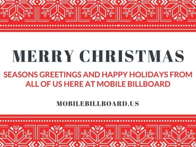Merry Christmas and Happy Holidays From Mobile Billboard e1577132015550 thegem blog justified - Mobile Billboard Services