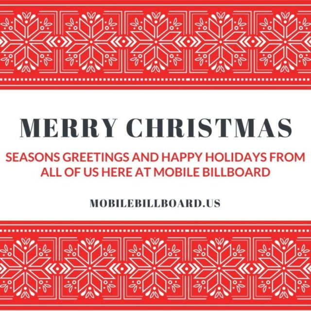 Merry Christmas and Happy Holidays From Mobile Billboard e1577132015550 thegem blog masonry - Mobile Billboard BLOG