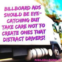 Billboard Ad Design Tips