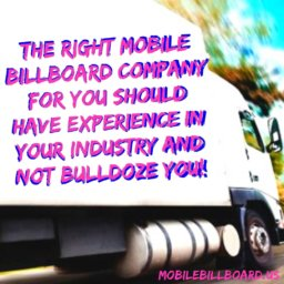 Chicago Mobile Billboard Tip 20