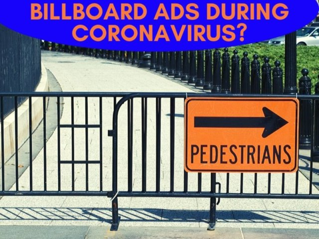 What Is Happening To Billboard Ads During Coronavirus  e1588013931562 thegem blog justified - Mobile Billboard Services